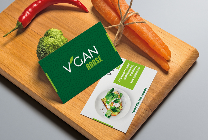 AOZU | VEGAN HOUSE carte de visite